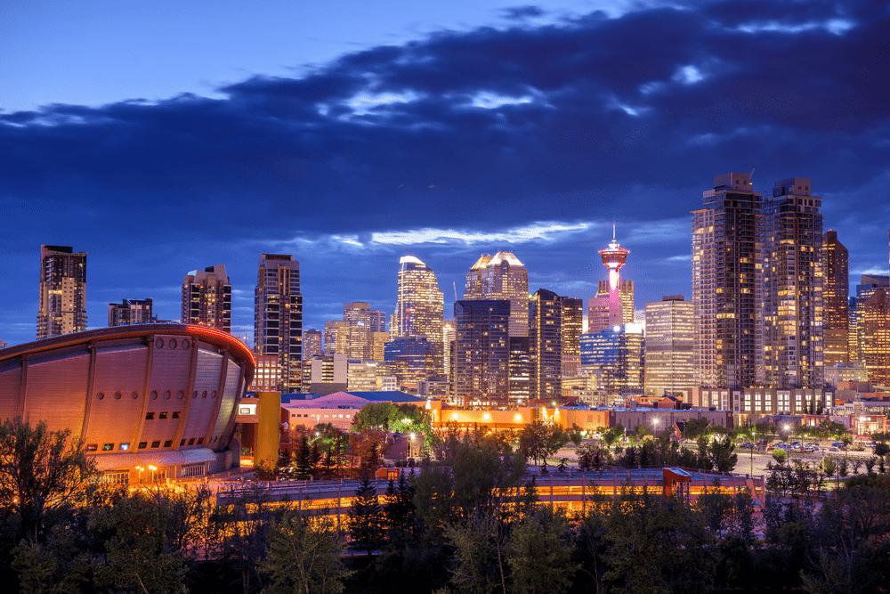De Calgary a Vancouver