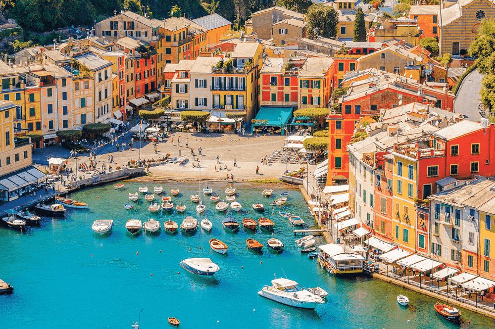 A SURPREENDENTE ITÁLIA